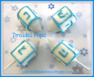 ... dreidel a spinning dreidel made of white chocolate and marshmallows of