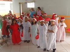 Projetos e Eventos da Escola 2008