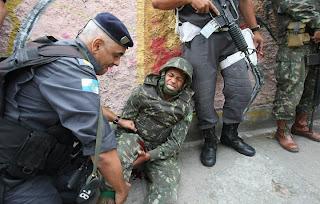Guerra no Brasil, Guerra no RJ
