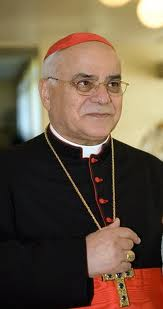 Cardinal Saraiva Martins