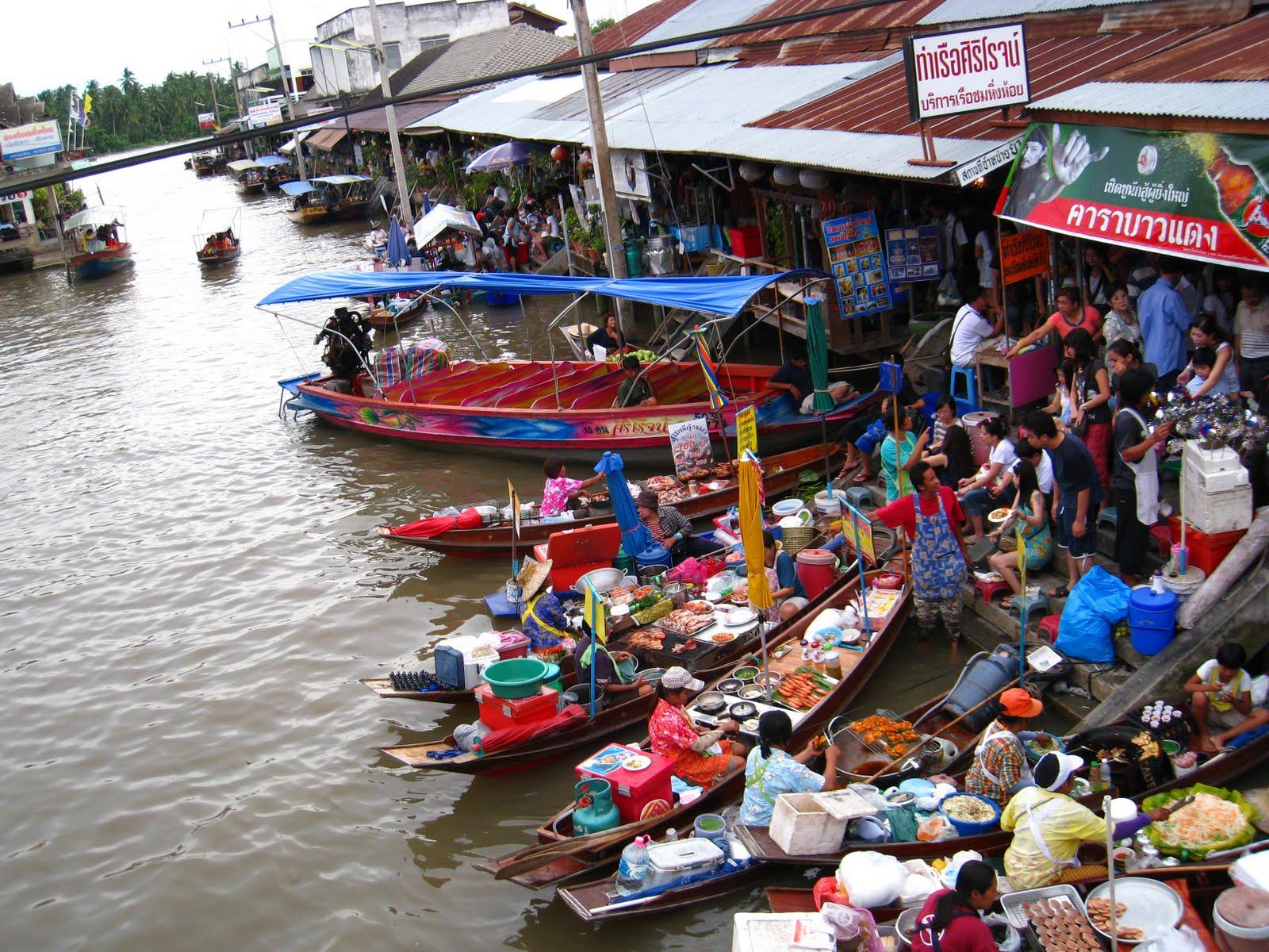 Samut Songkhram Thailand  City new picture : Smile Thailand: Amphawa, Samut Songkhram