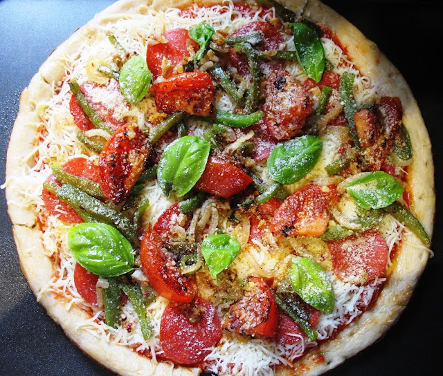 Gardener's Pizza Recipe — Dishmaps