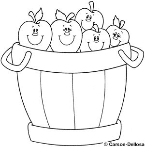 Maçã-bichinhos maçã-aplle