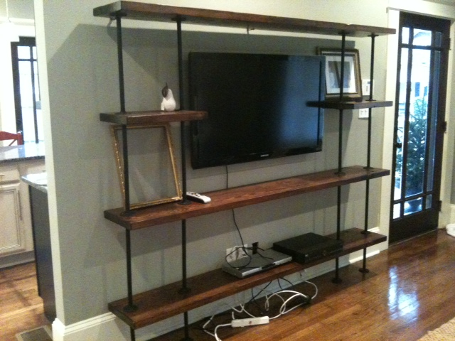 Still Need To Hide The Cables Style Shelves