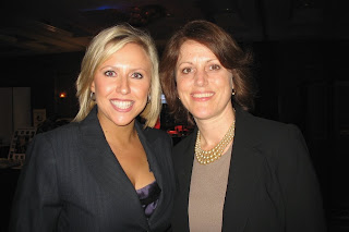 Elisa Delgardio pictured with Laura Schwartz of White House Strategies, ISES Orlando event