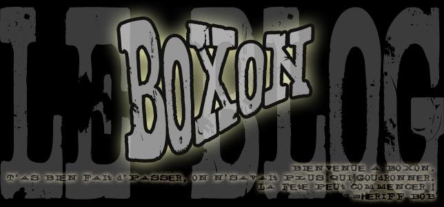 BoXoN le blog