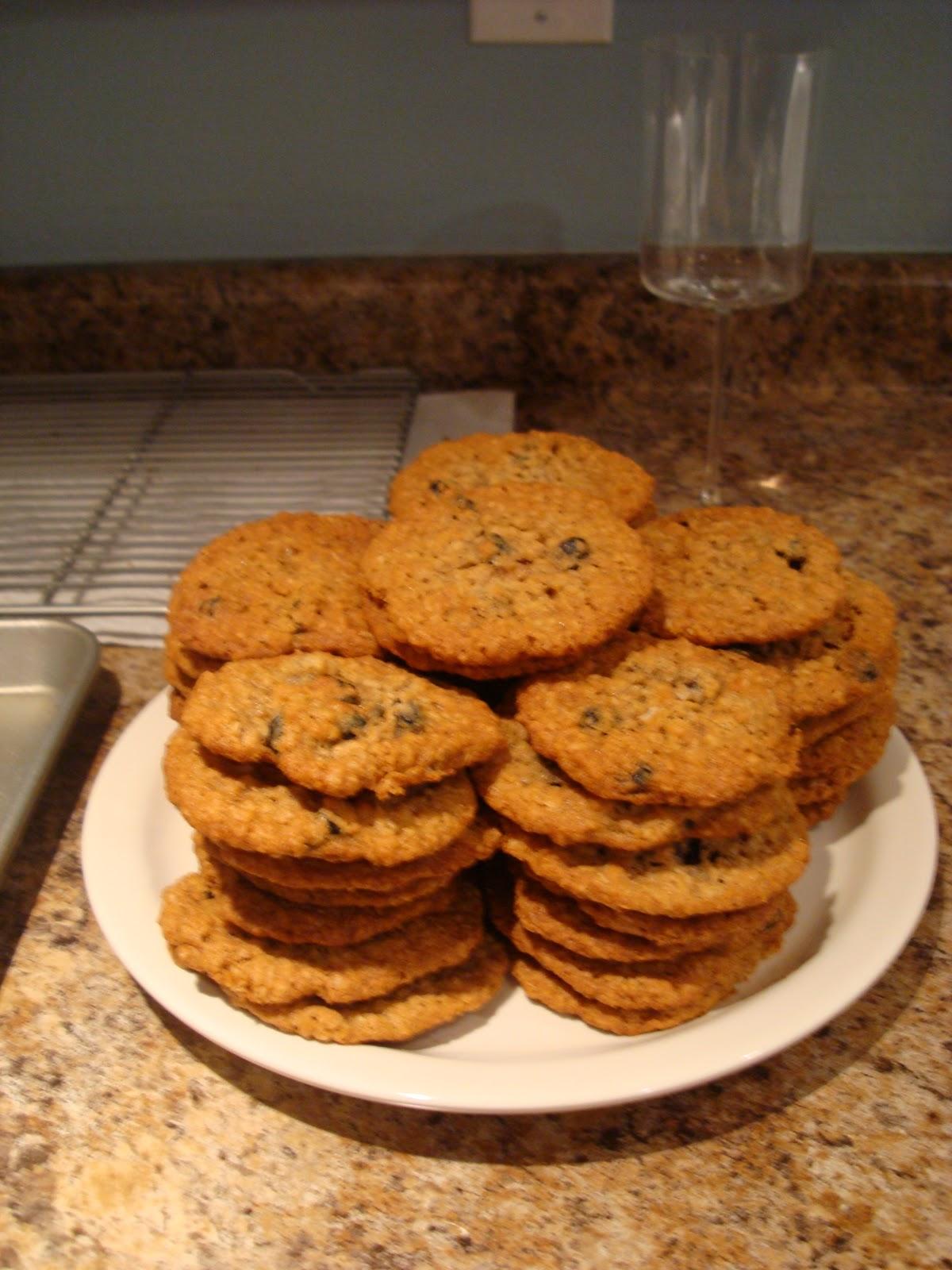 Costco Oatmeal Cookie Recipe