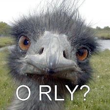 O RLY Emu!