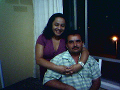 Eu e minha esposa Edlene