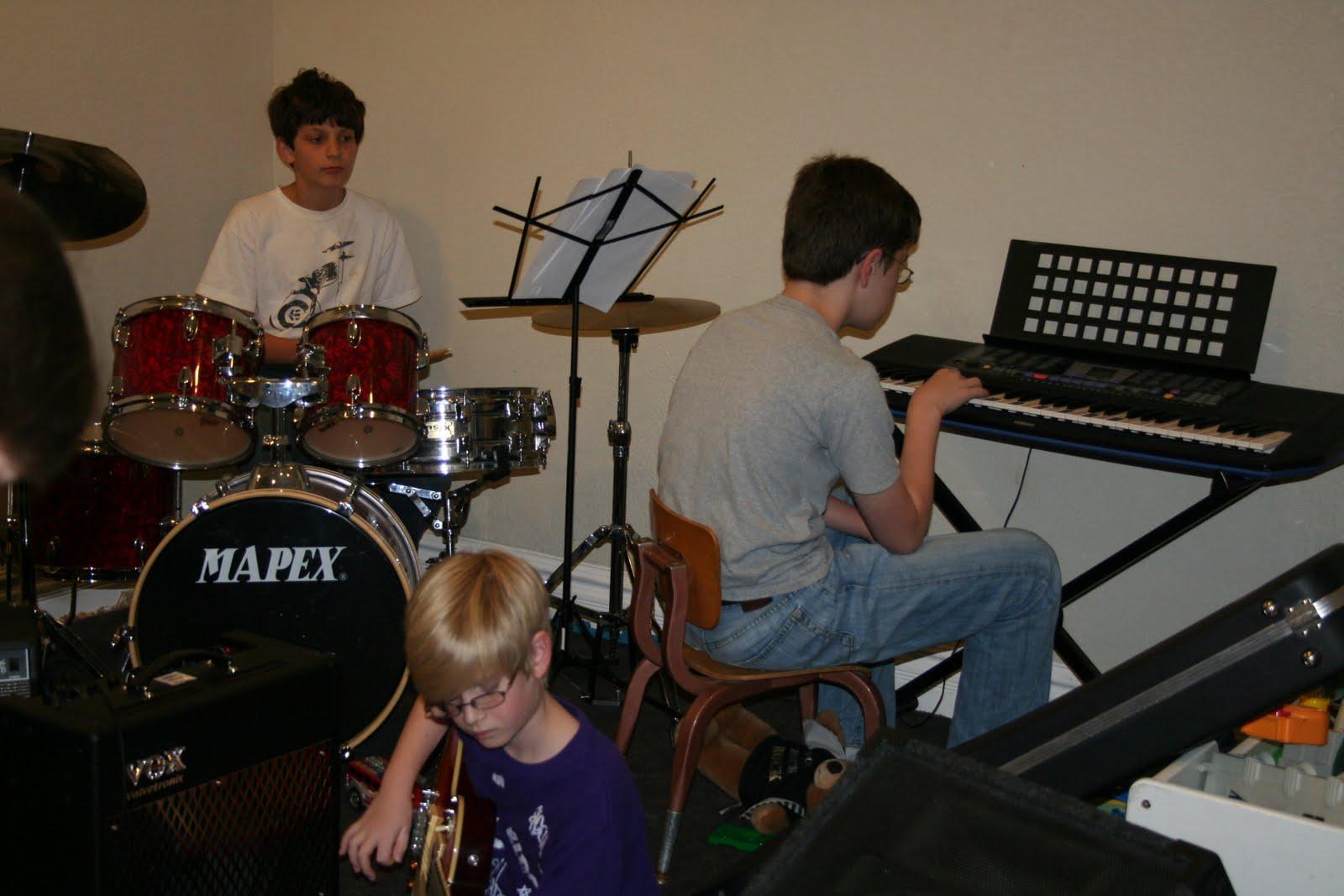 basement band im hamtorkrug am