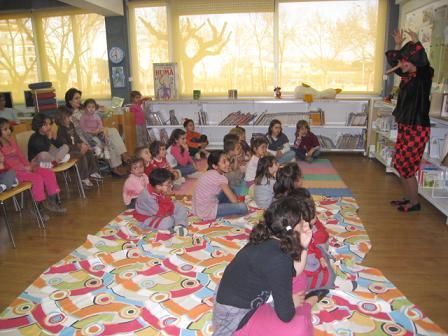 6ª HORA DEL CONTE - MARÇ 2009