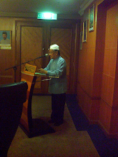 SYEIKHUNA DATO HASYIM YAHYA