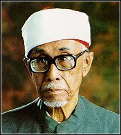 Mufti Pehin Ismail (Mantan Mufti Brunei DarusSalam)