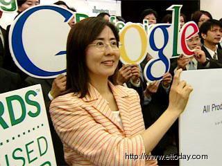 Google台港業務總經理張成秀