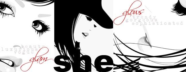 ♥ SHEglam ♥ SHEglows ♥