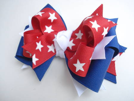 BowSweet More 4th Of July Hair Accessories 2010