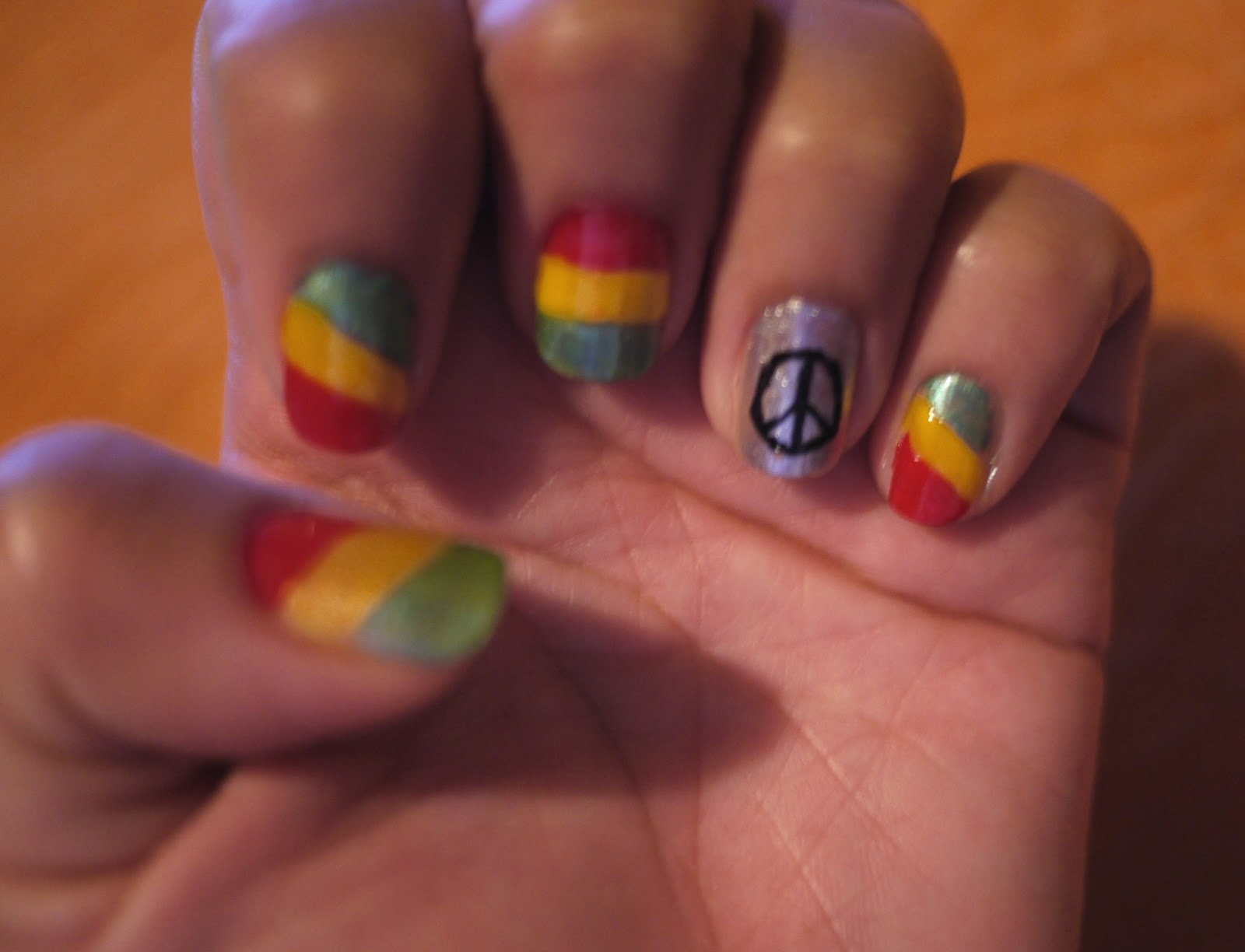 AngelaPanama.com: Ori Jah Nal nails