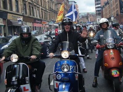 Glasgow Mods