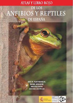 Atlas y Libro Rojo de los Anfibios y Reptiles de España