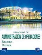 Principios de Administración de Operaciones por Jay Heizer, Barry Render