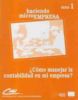 Haciendo Microempresa - ¿Cómo manejar la contabilidad en mi empresa?