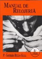 Manual De Relojería por Pedro Germán