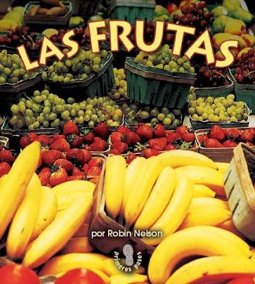 Las frutas por Robin Nelson