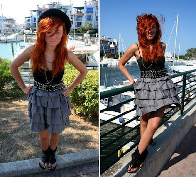 And i want her hair too. Really love the whole fake red thing.
