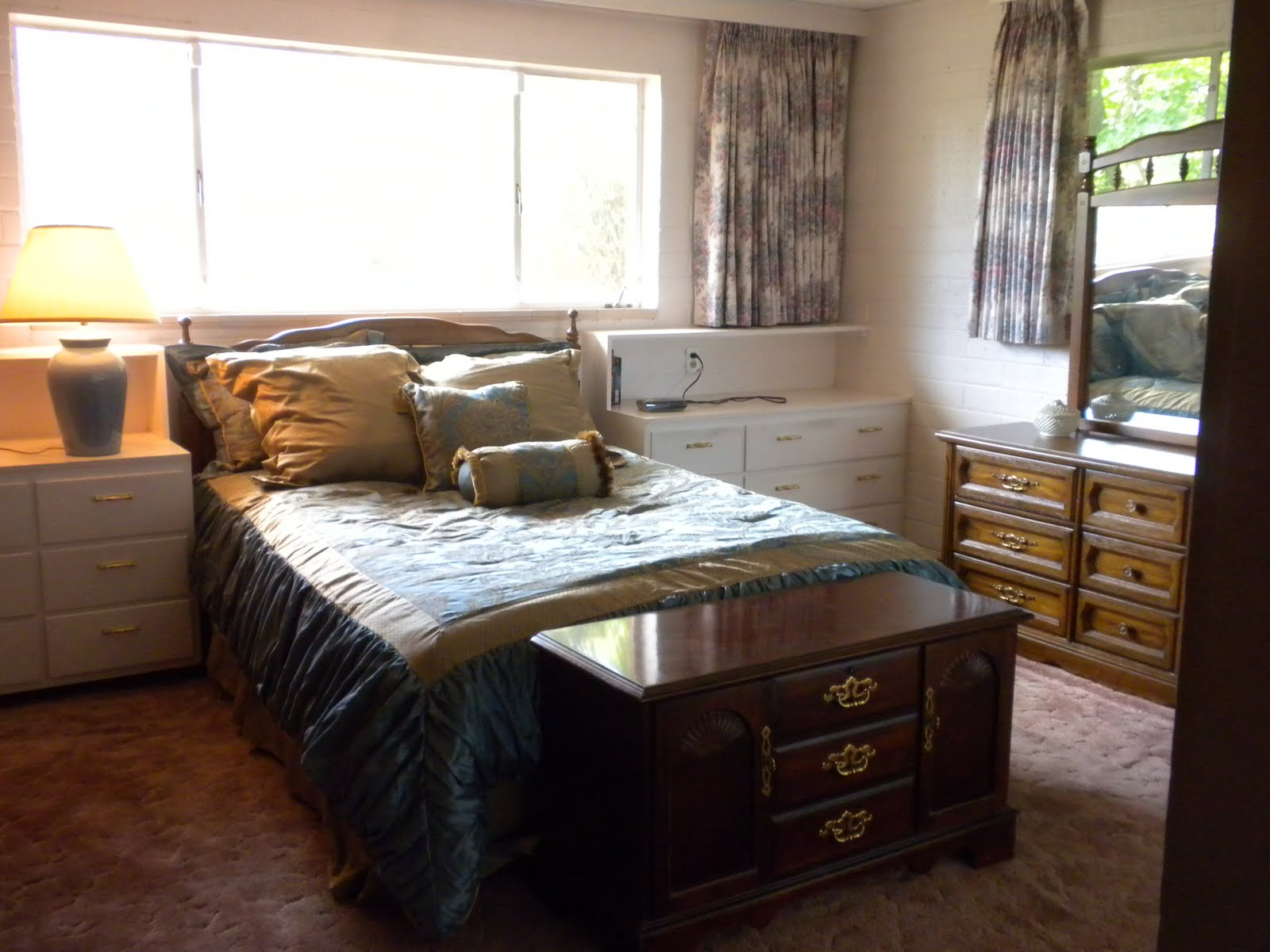 Michelle martine merrill 39 s picture of the day clean bedroom for Clean bedroom pictures