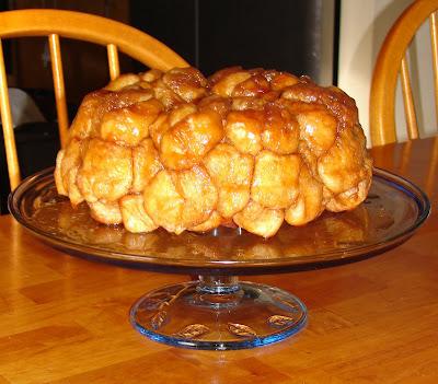 Sugar Cinnamon Bread Sugar Bubble Bread What