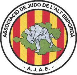 Logo de l'Associació de Judo de l'Alt Empordà