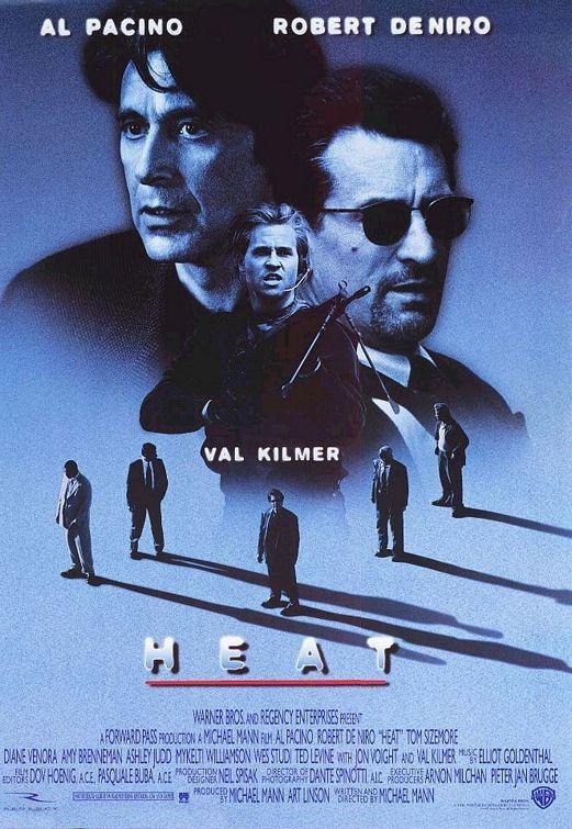Heat 1995Kỳ Phùng Địch Thủ
