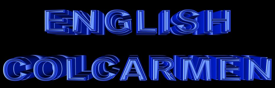 ENGLISH COLCARMEN