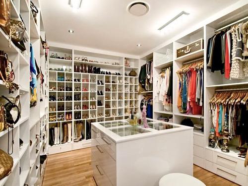 M a i e d a e inspiration for your nest dream closet