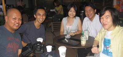 Bloggers' Kapihan