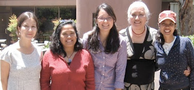 Filipino Librarians at UCLA