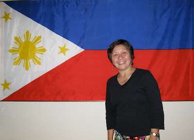 Mary Ann Salcedo San Juan — Filipino Librarian