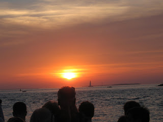 Click to see Mallory Square Sunset