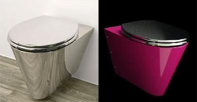 The MiniLoo Stylish Toilets