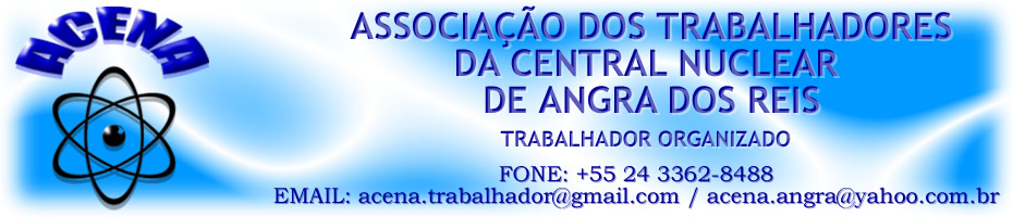 ASSOCIAÇÃO DOS TRABALHADORES DA CENTRAL NUCLEAR DE ANGRA DOS REIS - RJ