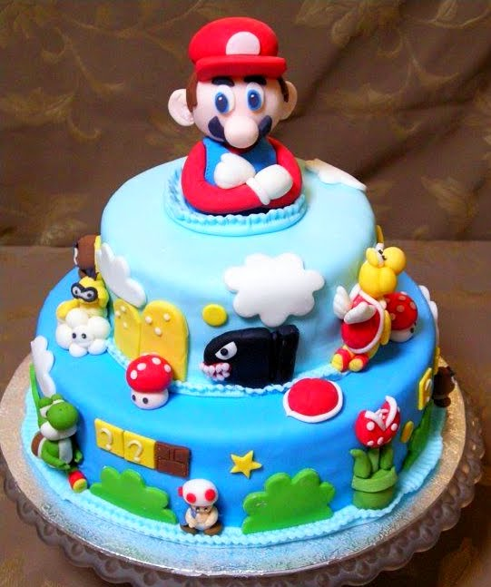 Technology Is Our Friend Happy Birthday Super Mario