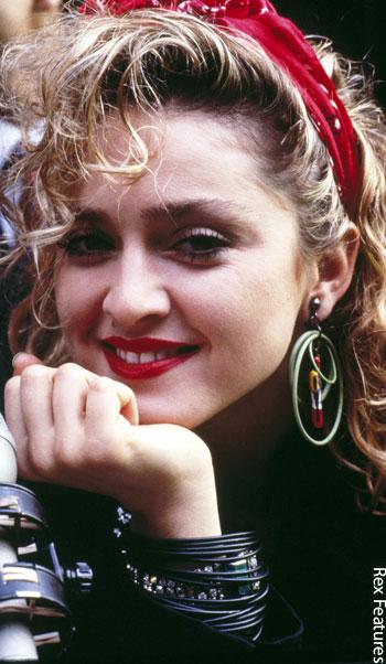 madonna fashion 80s
