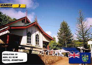 Pitcairn Island 10 negara yang tidak diakui dunia