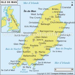 Isle of Man 10 negara yang tidak diakui dunia
