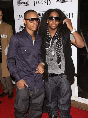 How tall is bow wow