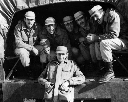 Aquellos compañeros de la Academia de Artillería