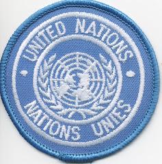 Distintivo de Naciones Unidas