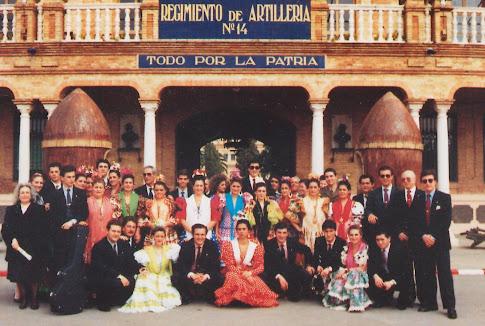 Coro de la Hermandad del Rocío de Sevilla