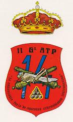 Escudo del II Grupo del RACA 14