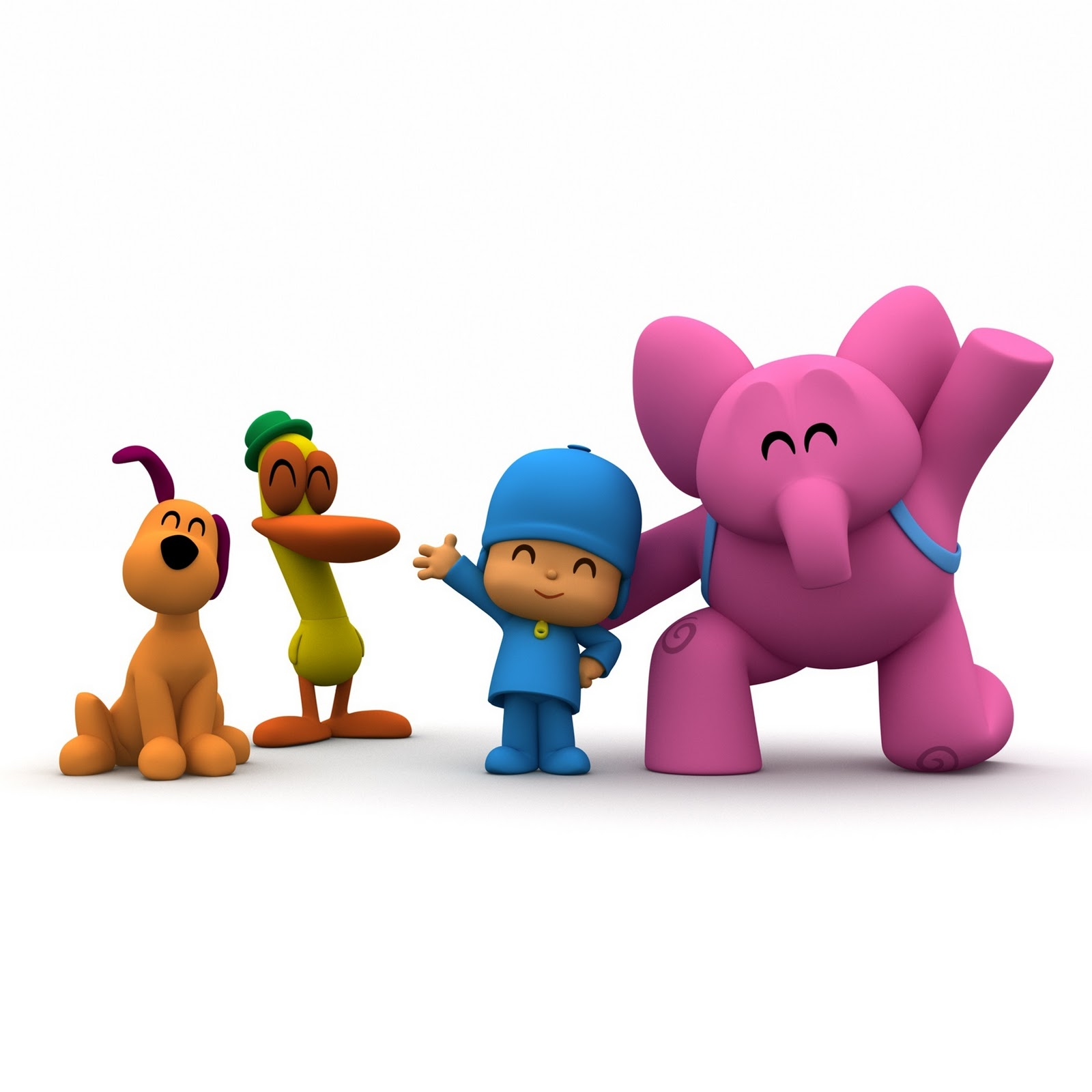 Celebrate the 83rd Academy Awards with Pocoyo and a ...